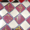Crystal&Glass Tiles, Polished Edge Glass et Crystal Surface/Mosaic Tiles