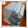 Plat Checkered/antidérapant d'acier inoxydable pour la construction