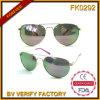 Fk0292 Gafas de sol piloto para Kid con el espejo de la lente