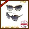 Óculos de sol de F7647 New Frame para Women com os óculos de sol do CE de Italy Design