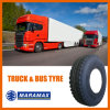 Pneu radial 295/80r22.5 de camion sans chambre