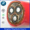 XLPE isolou a potência blindada Sheathed PVC do fio de aço