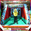 O melhor jogo inflável popular do lance do futebol para o treinamento do futebol dos miúdos