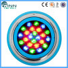 24W Wall Hanging Stainless Swimming Pool LED Light