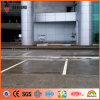 Ideabond Silver 4mm 0.3mm Thickness Aluminum Facade Panel (AF-403)