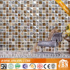 居間、KitchenおよびBathroom Wall (M815021)のための15*15mm Glass Mosaic Tiles