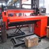 De automatische Longitudinale Machine van het Lassen van de Naad voor Pijp, Cilinder, Tank