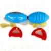 جديد أطفال مضحكة لعبة [جومبو] سرعة كرة شكل زيتونيّ اللّون [هند-بولّد] كرة