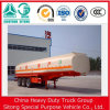 Tri-Axle 45000liters Diesel Fuel Tank Truck Trailer