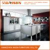 Lineare weiße Lack-Küche-Schrank-Ausgangsmöbel