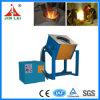Топление индукции графитового тигля и плавя машина (JLZ-35KW)