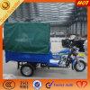Coche del triciclo de la vespa del truco de la fábrica de China