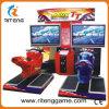 Corsa di automobile di corsa a gettoni del simulatore dei giochi della corsa della bici dell'automobile di prezzi di fabbrica