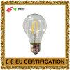 Venta caliente 85-265V 4W / 6W / 8W LED filamento de la bombilla