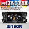 Auto Dve Player voor Jeep Compasspic 512M Ddr II ROM (W2-C252)