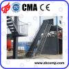 Conveyor/Large Angle Inclined Belt Conveyor Machine