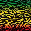 Película de imitación de los gráficos de la impresión de la transferencia del agua de la cebra de la piel de Tsautop