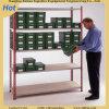Light Duty Plataforma de almacenamiento de Almacén y Supermercado Display
