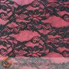 Spandex (SP1024)の150cm Nylon Lace Fabric