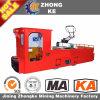 1.5 Tonnen Laufkatze-Lokomotive-obenliegende elektrische Schienen-Lokomotive-