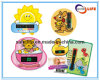Gift promocional para Baby Care Cartoon Thermometer Card Strip Waterproof Thermometer Bath