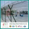 Загородка тюрьмы загородки авиапорта ячеистой сети авиапорта обеспеченностью гальванизированная загородкой