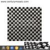 13 sfaccettature Black Diamond Glass e Metal Mosaic Tile