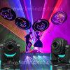 Proyector ligero principal móvil Animated del laser (LH125RGB)