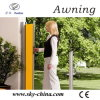 Folding en aluminium Side Awning Screen pour Balcony (B700)