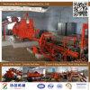 Machine de fabrication de brique chaude de brûlure de vente