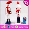 2015 nouveau Product Cheapest Wooden Kids Doll Toy, Kids Wooden Toy Doll, Lovely Decoration Wooden Christmas Toy Doll pour Kid W02A061
