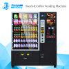 Nueva máquina expendedora del café del diseño con 4 Hot 4 Dinks calientes