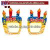Fonte relativa à promoção Funky do partido dos óculos de sol do papel dos acessórios do fato (BO-5010)