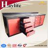 Cassa di strumento mobile di memoria del rullo del cassetto di memoria del gruppo di lavoro del garage