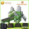 Motor de Siemens e de Shredder do PLC cortador de madeira da raspadora