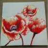 Handpainted moderne Floral Flower Oil Painting sur Canvas (LH-217000)