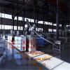 構築フレームワークボード機械機械に機械を作っている木製のプラスチック合成のボードを作る木製のおがくずのボード