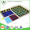 Trampolino Type Indoor Amusement Trampoline Park con Electronic Games