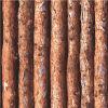 Papier de mur en bois de l'effet 3D pour la décoration de mur
