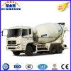 Foton 6 * 4 Camião betoneira com betão 10 Wheeler Misturador de betão portátil