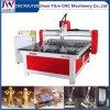 1212 ranuradores publicitarios del CNC para el metal de madera del MDF del ABS de acrílico del PVC