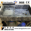 Construction popular Stone Multicolor Juparana chinês Granite para Wash Tank/bancada