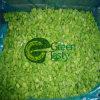 A pimenta verde congelada IQF corta vegetais