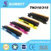 Fabricación de la fábrica compatible para el cartucho de toner del color del hermano Tn310/315