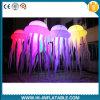 De opblaasbare Decoratie van de Ballon, de LEIDENE Opblaasbare Kwallen van de Verlichting voor Partij, de OpenluchtDecoratie van Kerstmis