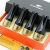 Cohiba 4 Größen Golss Goldreine kupferne Zigarre-Rohr-Halter-Düse (ES-EB-096)