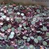 Accesorios calientes cristalinos de piedra de la ropa del Rhinestone del arreglo del mundo DMC