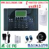 情報処理機能をもったGSMの警報システムBl6000の自動的にSMS 5の電話5 SMS