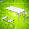 Protable Type Outdoor Folding Table avec Chair
