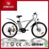 26inchは浜都市旅行のためのペダルのバイクが付いている山の電気自転車をカスタマイズした
